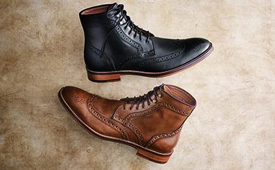 9df0fc6d1 Men's Premium Johnston & Murphy Shoes & Boots - Quarks Shoes