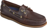 Sperry - AO BOAT SHOE AMARETTO - WIDE