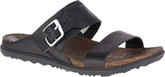 Merrell - AROUND TOWN BUCKLE SLIDE BLACK