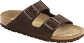 Birkenstock - ARIZONA HAVANA OILED NARROW