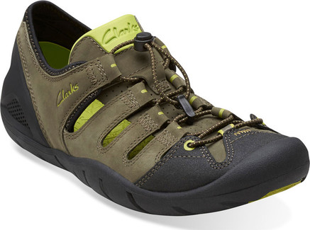 524960a8600 OUTFISH SPLASH OLIVE - Quarks Shoes