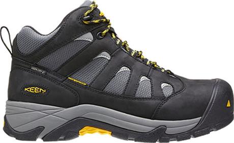 cbf939fdcea4 LEDUC MID CSA BLACK GARGOYLE - Quarks Shoes