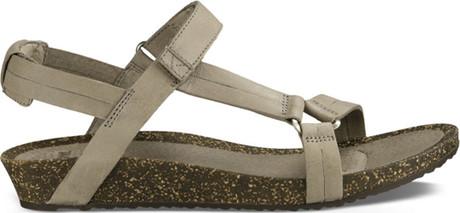 31cfe0ef047 Lightweight Teva Women s Ysidro Universal Taupe Sandals