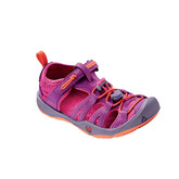 MOXY SANDAL PURPLE WINE