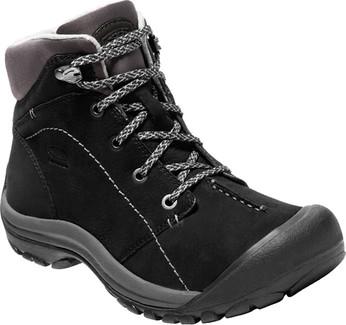 KACI WINTER MID WP BLACK - Quarks Shoes
