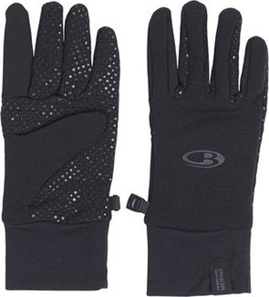 Ice Breaker - MEN'S SIERRA GLOVES BLACK