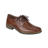 Rieker - CAVALLINO WHISKY LACE UP