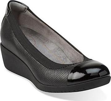 Petula Sadie Black Quarks Shoes