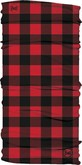 Buff - RED PLAID RED