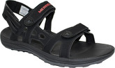 Merrell Cedrus Convertible Black Sandals at Sale Prices