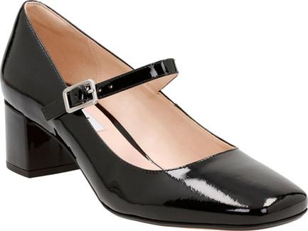 CHINABERRY POP BLACK PATENT - Quarks Shoes