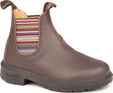 Blundstone - 1413 STOUT BROWN WITH STRIPES