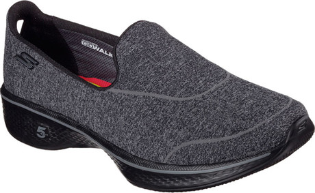 88d506fd3f7d Skechers Go Walk 4 Shoes with Soft Smooth Fabric Lining