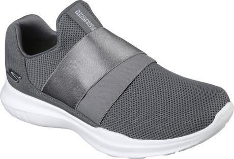 GO RUN MOJO MANIA CHARCOAL - Quarks Shoes