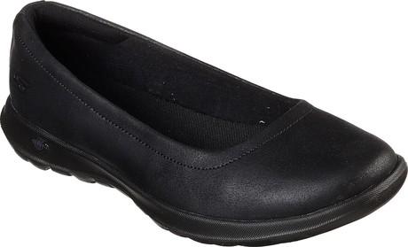 GO WALK LITE GEM BLACK - Quarks Shoes