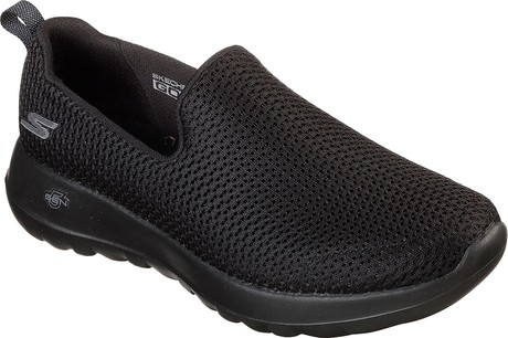 1445eafe6475 GO WALK JOY BLACK - Quarks Shoes