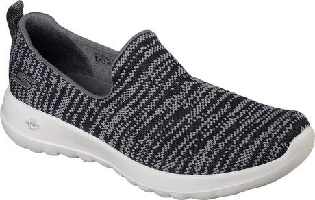 GO WALK JOY NIRVANA CHARCOAL - Quarks Shoes