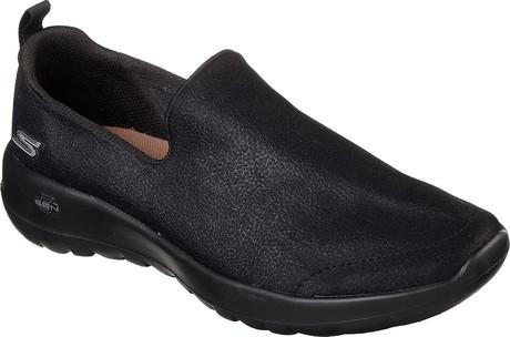 GO WALK JOY GRATIFY BLACK - Quarks Shoes