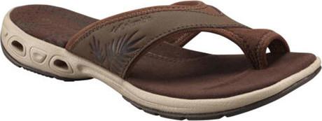 Kea Vent Dark Brown Quarks Shoes