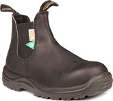 Blundstone - 163 BLACK STEEL TOE