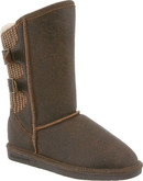 Bearpaw Stylish Boshie Distressed Winter Boots