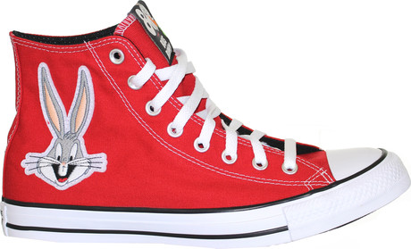 Converse - CHUCK TAYLOR ALL STAR HI BUGS 80TH VARSITY RED