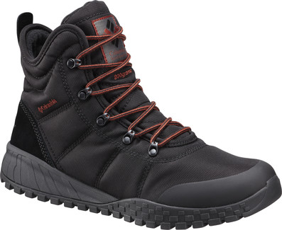 Columbia Sportswear - FAIRBANKS OMNI-HEAT BLACK