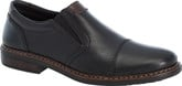 Rieker - BLACK SLIP ON
