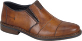 Rieker - CLARINO BROWN SLIP ON