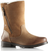 Sorel - EMELIE FOLDOVER CAMEL BROWN
