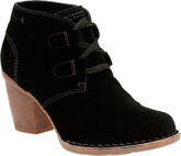 Casual Carleta Lyon Black Boots from Clarks with Comfortable Cushion