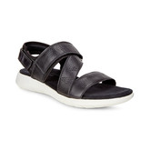 Ecco - SOFT 5 CRISS CROSS BLACK