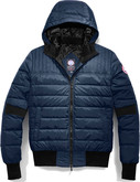 Lightweight Cabri Hoody Marine Blue Jacket from Canada Goose