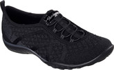 Skechers - BREATHE EASY FORTUNEKNIT BLACK