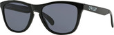 Oakley  - FROGSKINS POLISHED BLACK GREY