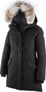 ROSSCLAIR PARKA BLACK