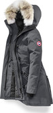 Canada Goose - ROSSCLAIR PARKA MID GREY