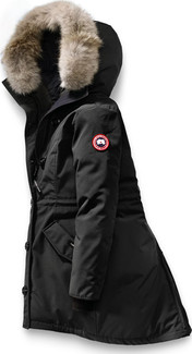 Canada Goose - FUSION FIT ROSSCLAIR PARKA BLACK