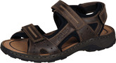 Rieker - BROWN SPORT SANDAL