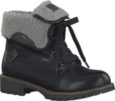 Jana - FOLD DOWN BOOT BLACK