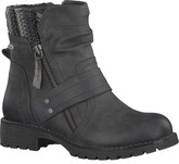 Jana - SWEATER TOP BOOT GRAPHITE