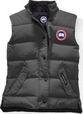 Canada Goose Classic Freestyle Fashionable Vest in Graphite Color