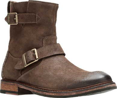 9b622e01bcb4b CLARKDALE CASH BROWN - Quarks Shoes