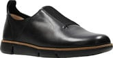 Clarks - TRI FORM BLACK  LEATHER