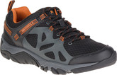 Merrell - OUTRIGHT EDGE BLACK/ORANGE
