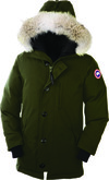 Canada Goose - CHATEAU PARKA MILITARY GREEN