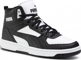 Puma - PUMA REBOUND JOY BLACK WHITE