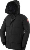 Urban Style Macmillan Parka Black Hood from Canada Goose