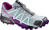 Salomon - W SPEEDCROSS 4 QUARRY ACAI