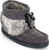 Women's Keewatin Mukluk in Charcoal